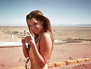 Alyssa Arce likes fast cars and burned tires