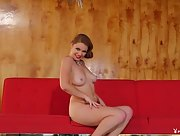 Marvelous Tawny Swain loves to show off her wonderful curvy body