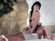Taissia Shanti enjoys a sensual 69 before hard sex with her horny lover