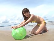 Tempting Babe Asami Morino gets nude and nasty in Memory Of Snow Scene 2