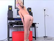 Cute doll FTV Beauty Stella shows her attractive young body in Penetration Play