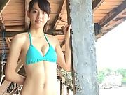 Adorable and playful charmer Kanon Miyahara gets naked and shows her mind-blowing sex appeal