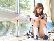 Sweet and charming All Gravure Beauty Yui Kohinata naked in First Love Scene 3