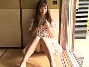 Sweet and charming charmer Yui Kohinata shows off her stunning body in First Love Scene 5