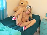 Gorgeous very sexy Babe Khloe Kapri nude in Toy Me
