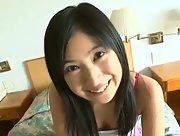 Blossoming young all gravure girl Serina Nagano erotically poses in Narina Scene 3