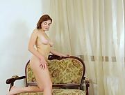 Daring and youthful charmer Kery nude in Curvy Kery