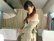 Blossoming young angel Yurina Ogata gets nude and nasty in A Love Scene 2