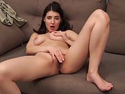 Adorable and playful stunner April Storm naughty in Beautiful Boobs