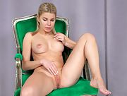 Flirty and playful nubile beauty Olivia Sin naked in Sinfully Sexy