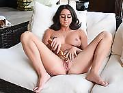 Adorable and playful ftv girl Cali gets nude and nasty in Sexy and Sporty 18