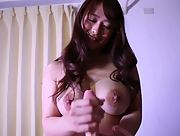 Flirty and playful vixen Shiraishi Mariana dazzles us with her sexy body in Is My Girlfriend Scene 1